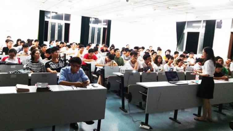 泽稷教育·上海理工大学 ACCA专业知识讲座成功举办