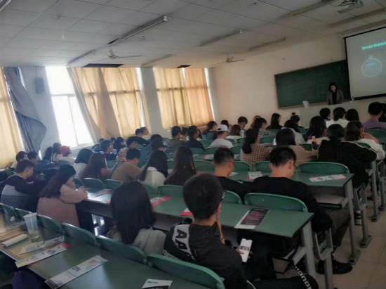 泽稷教育·祝贺南京理工大学紫金学院ACCA讲座举办成功