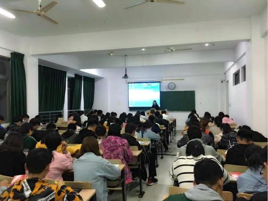 泽稷教育·祝贺南京审计大学金审学院CMA主题讲座举办成功