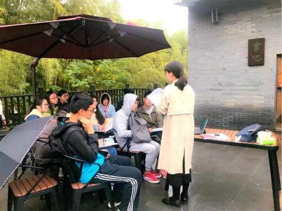 泽稷教育·祝贺南京审计大学CPA就业规划沙龙举办成功
