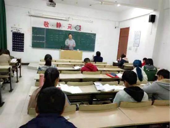 泽稷教育·祝贺南京审计大学金审学院职业规划班级宣讲进行成功