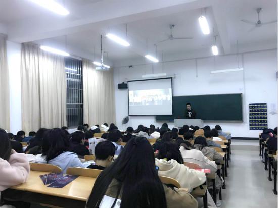 泽稷教育·祝贺南京金陵科技学院商学院会计专业ACCA宣讲举办成功