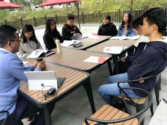泽稷教育·祝贺南京审计大学金融就业指导沙龙会举办成功