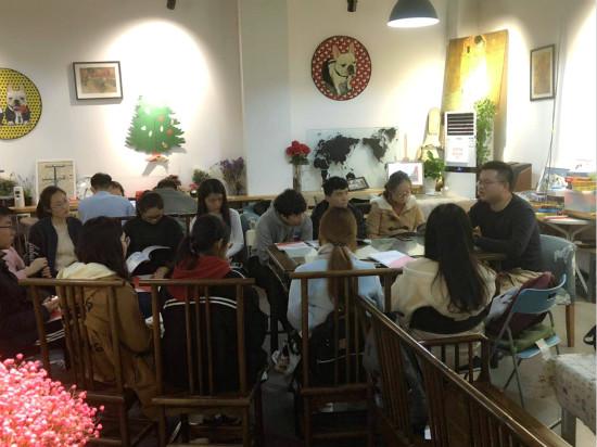 泽稷教育·祝贺南京师范大学ACCA职业规划沙龙举办成功
