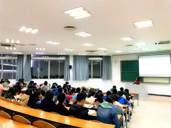 泽稷教育·祝贺中国药科大学商学院ACCA讲座举办成功