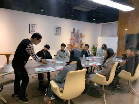 泽稷教育·祝贺南京邮电大学管理学院CFA职业规划沙龙举办成功