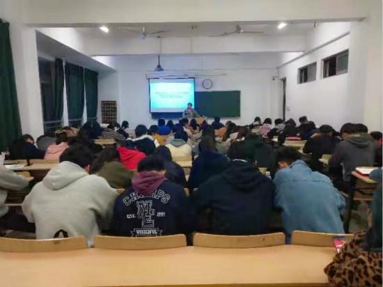 泽稷教育·恭喜南京审计大学金审学院金融与经济学院ACCA举办成功