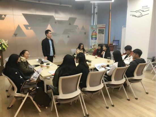 泽稷教育·恭喜南京邮电大学CPA&CMA大学会计双证计划主题沙龙活动举办成功