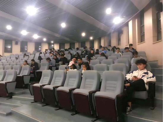 泽稷教育·祝贺上海海事大学ACCA职业规划讲座举办成功