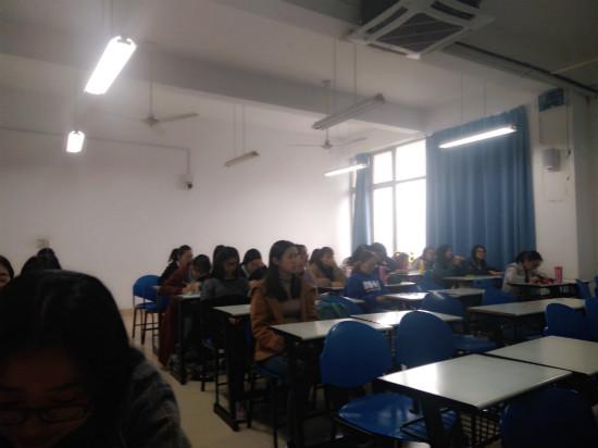 泽稷教育·祝贺上海立信会计金融学院ACCA讲座举办成功