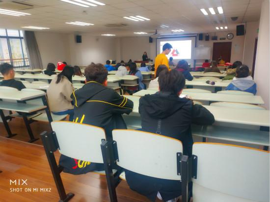 泽稷教育·祝贺华东理工大学ACCA讲座举办成功