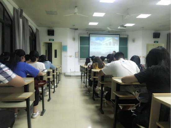 泽稷教育·祝贺上海外国语大学ACCA职业发展讲座举行成功