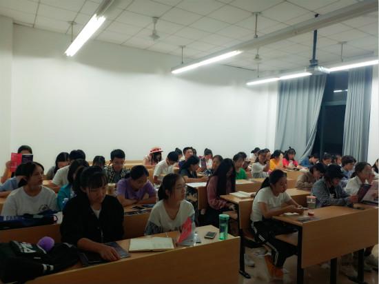 泽稷教育·祝贺上海外国语大学ACCA职业发展讲座举办成功