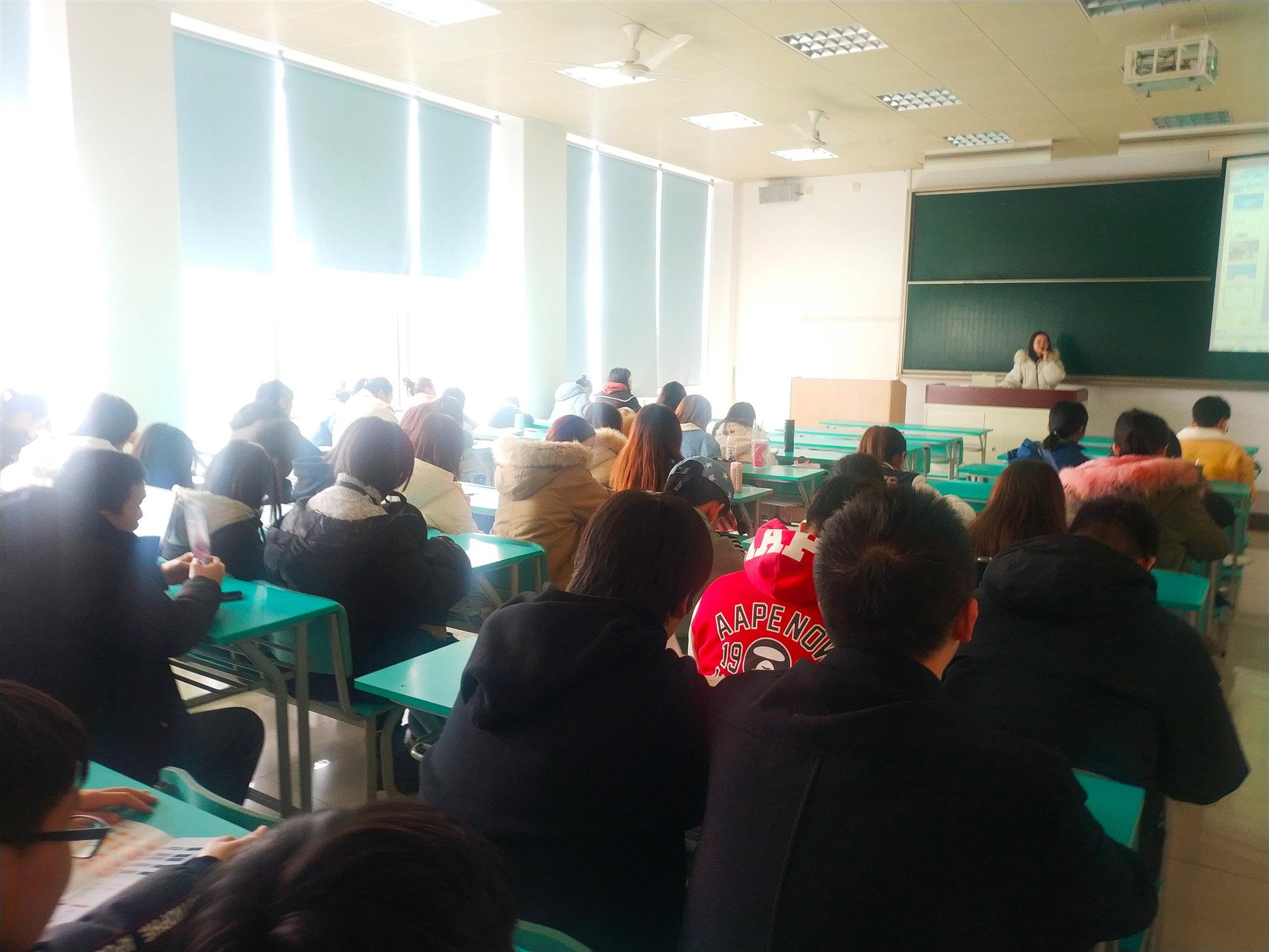 泽稷教育·上海政法学院ACCA讲座举行成功
