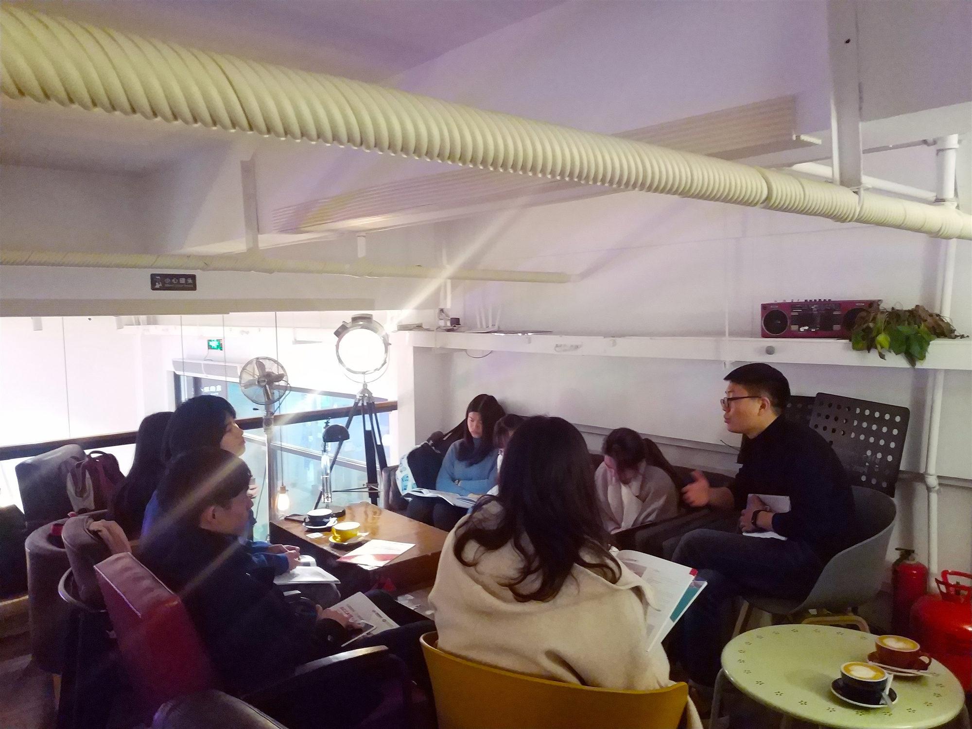 泽稷教育·上海对外经贸大学CFA®沙龙举办成功