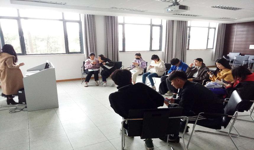 上海财经大学·泽稷教育ACCA讲座顺利举行