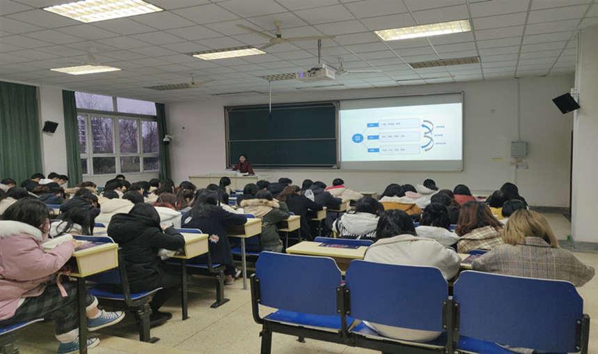 南京财经大学校会·泽稷教育ACCA讲座成功举办