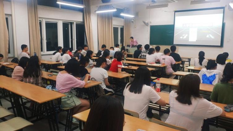 泽稷教育·上海师范大学大学生金融职业发展系列讲座--CFA®答疑沙龙会成功举办