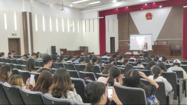 澤稷教育·南京財經大學CPA講座順利舉辦