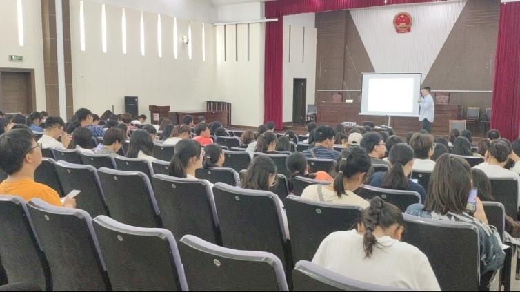 澤稷教育·南京財經大學ACCA講座順利舉行