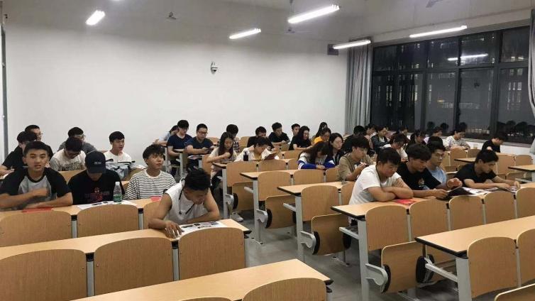 澤稷教育·上海電力大學CFA?講座成功舉辦