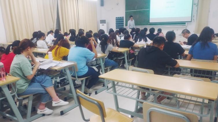 澤稷教育·上海應用技術大學CPA講座順利舉行