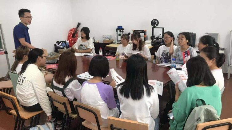 澤稷教育·上海電機學院CFA?沙龍分享會成功舉辦