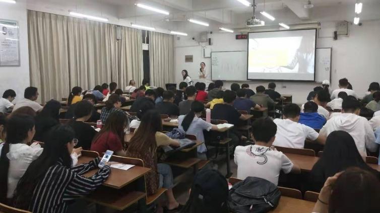 泽稷教育·南京林业大学CPA讲座成功举办