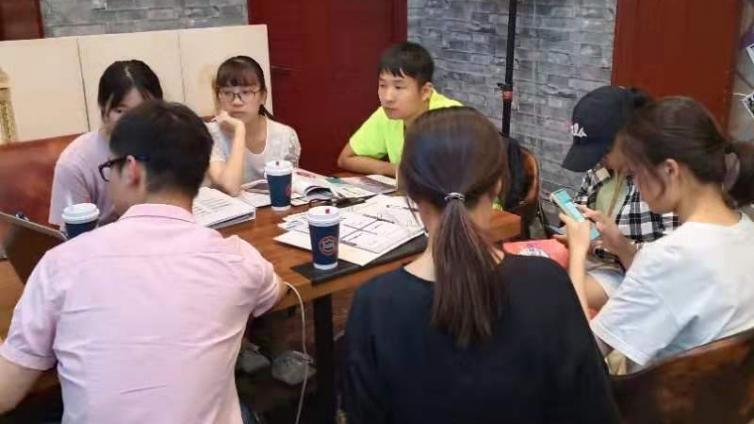 泽稷教育·南京农业大学CPA沙龙分享会顺利举行