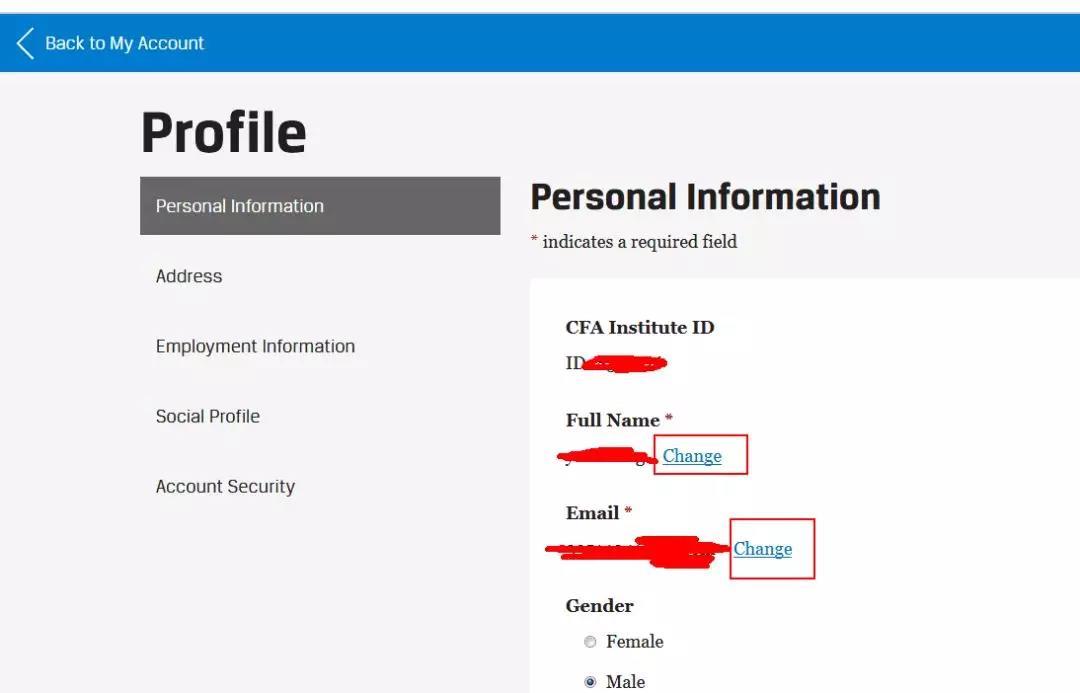CFA®考试准考证的姓名顺序和护照上不一样怎么办?