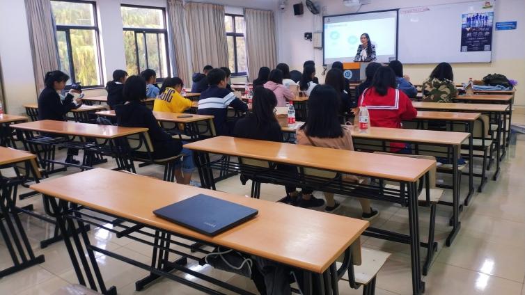 泽稷教育·上海师范大学CFA®讲座顺利举办