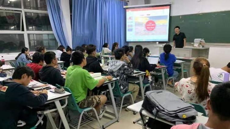 泽稷教育·上海第二工业大学ACCA讲座顺利举行