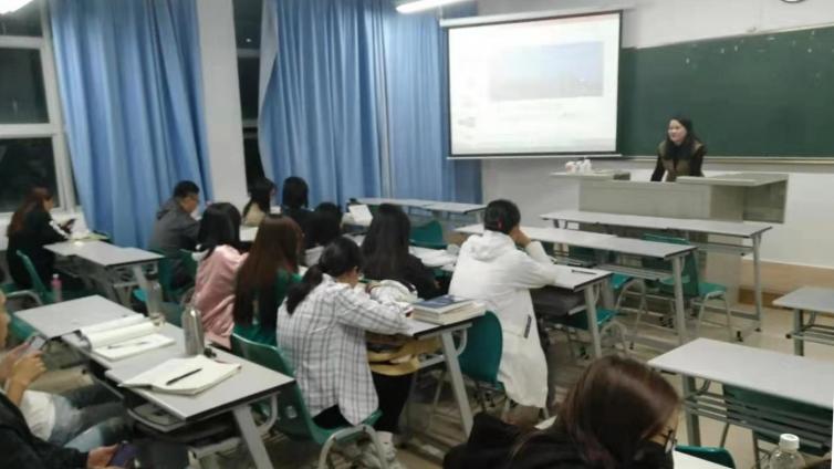 泽稷教育·上海第二工业大学财务一班ACCA讲座成功举办