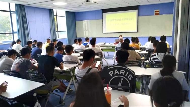 泽稷教育·上海海事大学ACCA讲座顺利举办