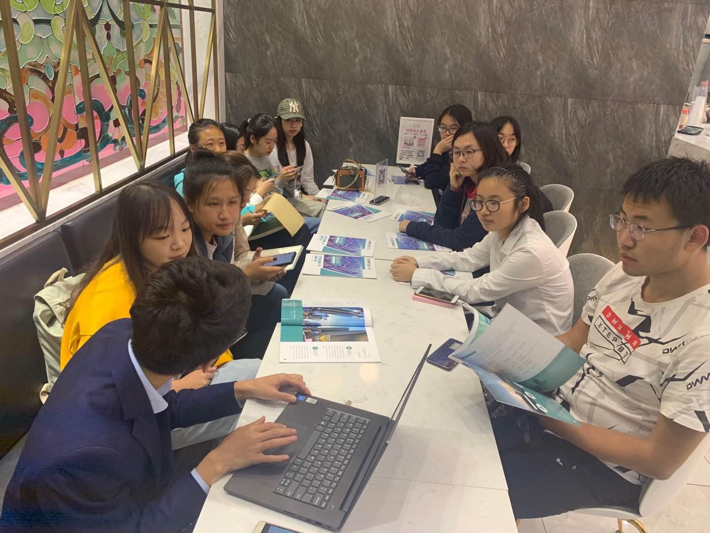 泽稷教育·上海对外经贸大学CPA沙龙分享会成功举办