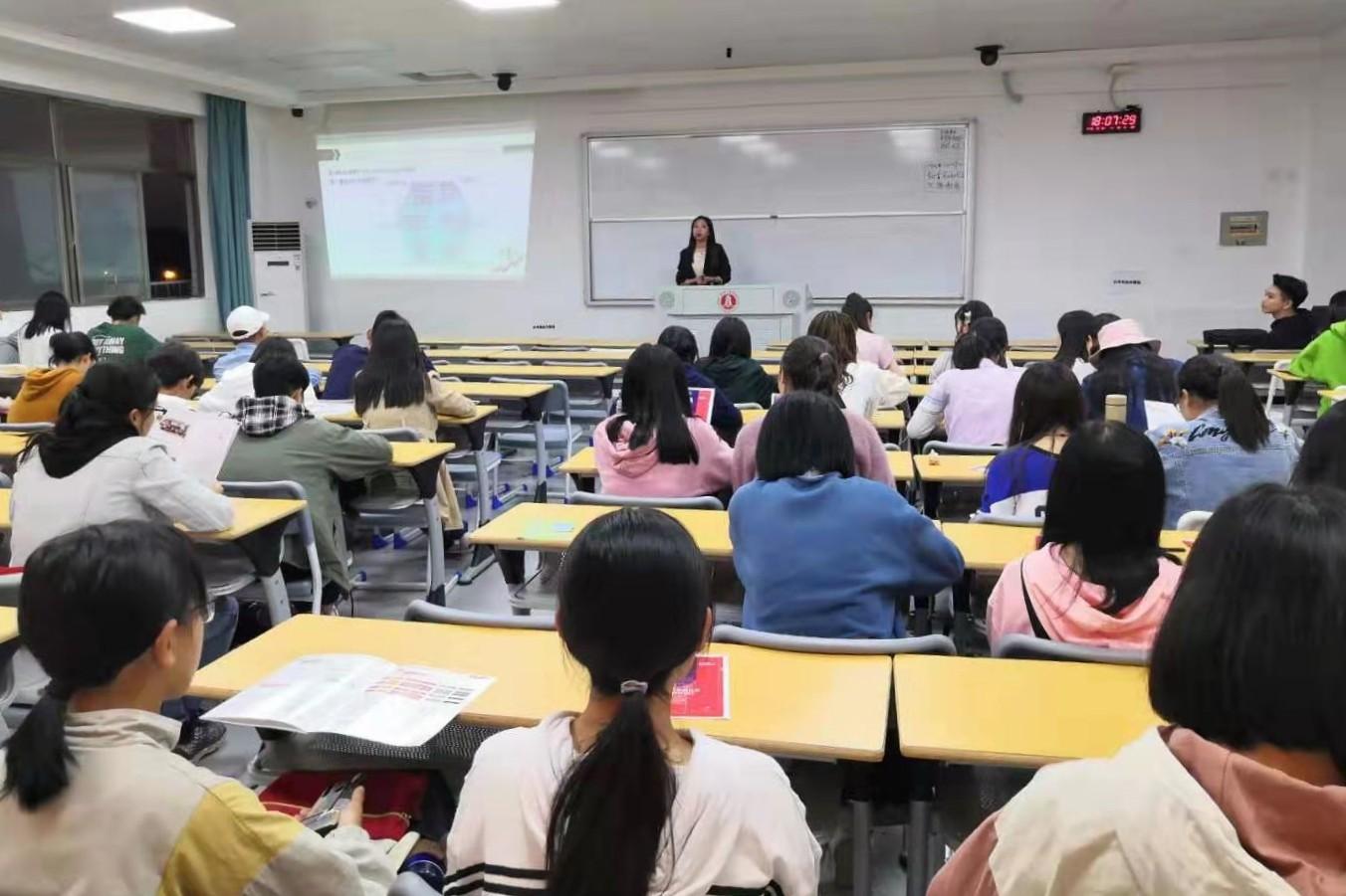泽稷教育·湖南工商大学会计班CPA讲座顺利举行