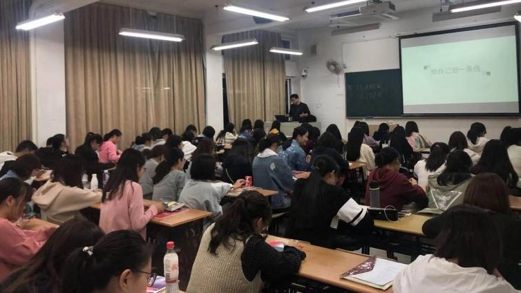 泽稷教育·湖南大学会计班ACCA讲座顺利举办