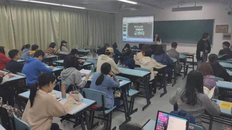 泽稷教育·上海对外经贸大学ACCA讲座顺利举办