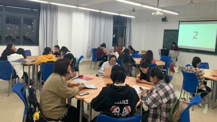 泽稷教育·上海外国语大学法学院CFA®沙龙分享会成功举办