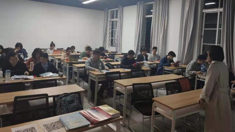 泽稷教育·上海对外经贸大学ACCA讲座顺利举行