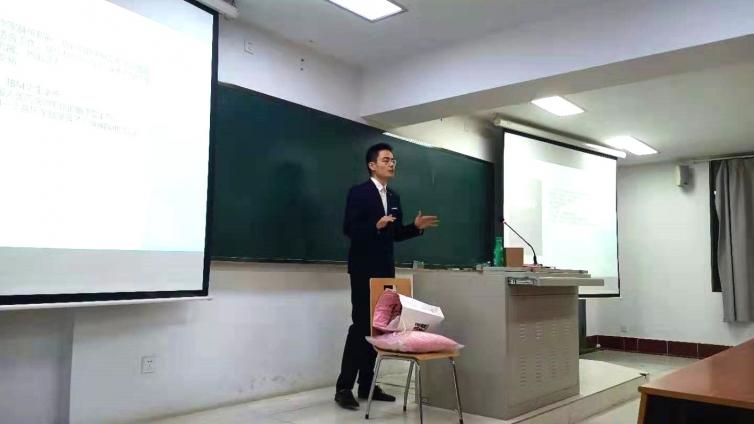 泽稷教育·南京工业大学浦江学院CPA讲座顺利举行
