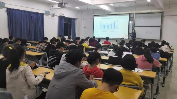 泽稷教育·湖南工商大学会计与经贸专业ACCA讲座顺利举办