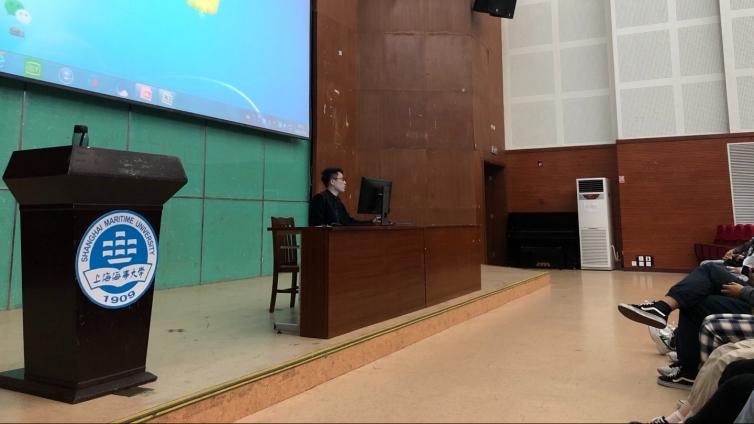 泽稷教育•上海海事大学外国语学院职业规划讲座成功举办