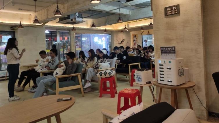 泽稷教育•广东金融学院财会金融知识宣讲沙龙活动顺利举行