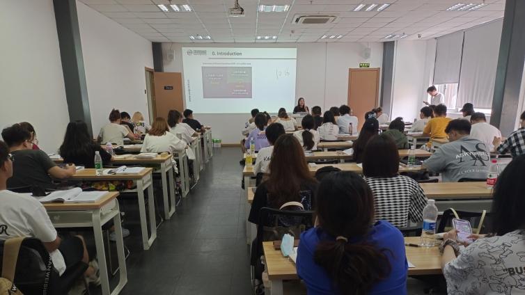 聚焦梦想·扬帆远航 ——泽稷教育举行ACCA2021年杨浦FA开班仪式
