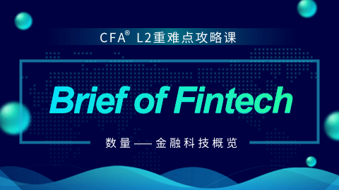 Brief of Fintech