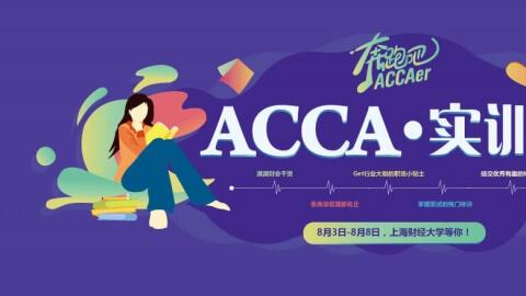2019ACCA实训(测试)